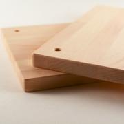 Petite planche à découper en bois