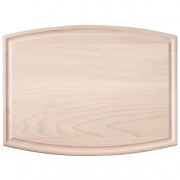 Arched cutting board made from Maple or Cherry - Wholesale